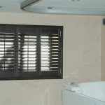 Bathroom Shutters 100