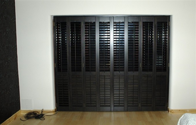 French Door Shutters By Shutter Master Of London Uk