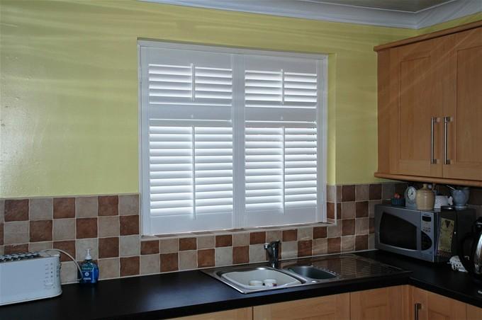 Kitchen Window Shutters Uk