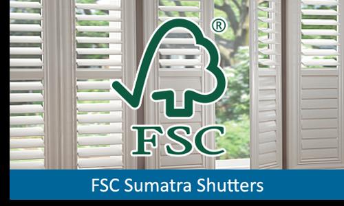 sumatra wooden shutters