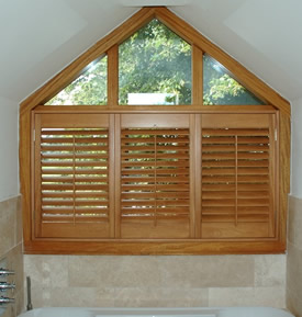 Picture Of Wooden Shutters