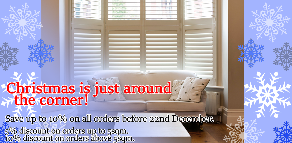 Shutter Master Winter Sale 2017