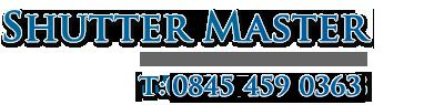 Shutter Master Logo