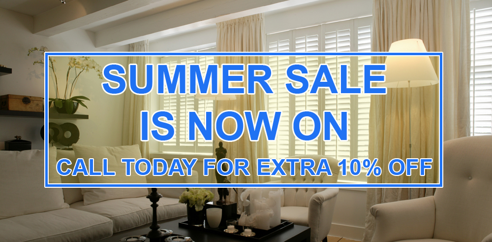 window shutter summer sale