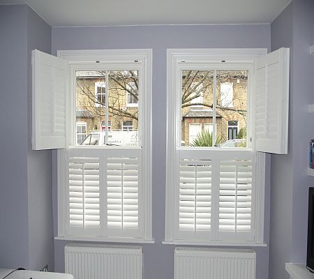 Image Of Tier On Tier Shutters