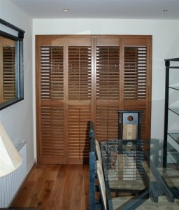 Image Of French Door Shutters
