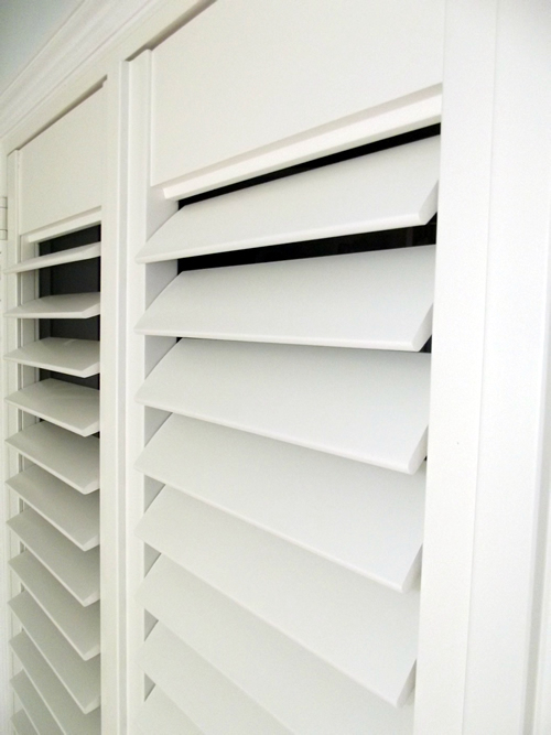 Image Of Plantation Window Blinds