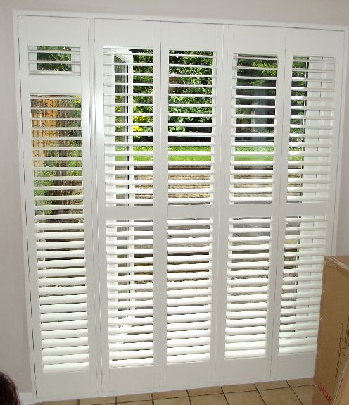 Image Of Door Shutters
