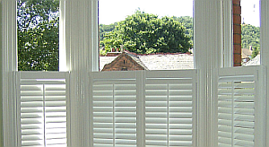Image Of Cafe Style Shutters