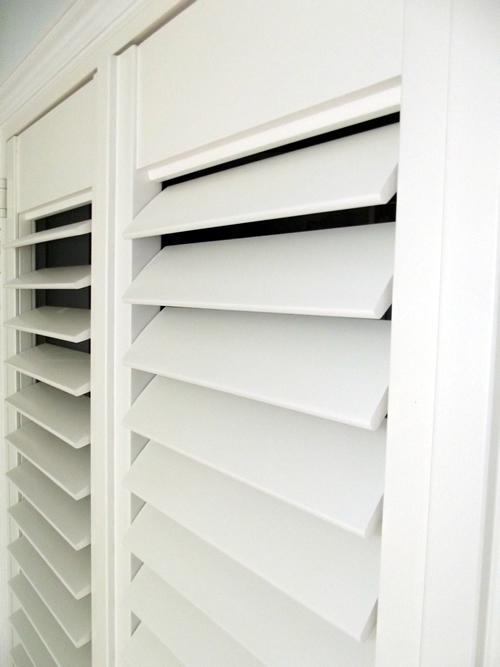 Image Of Plantation Window Blinds