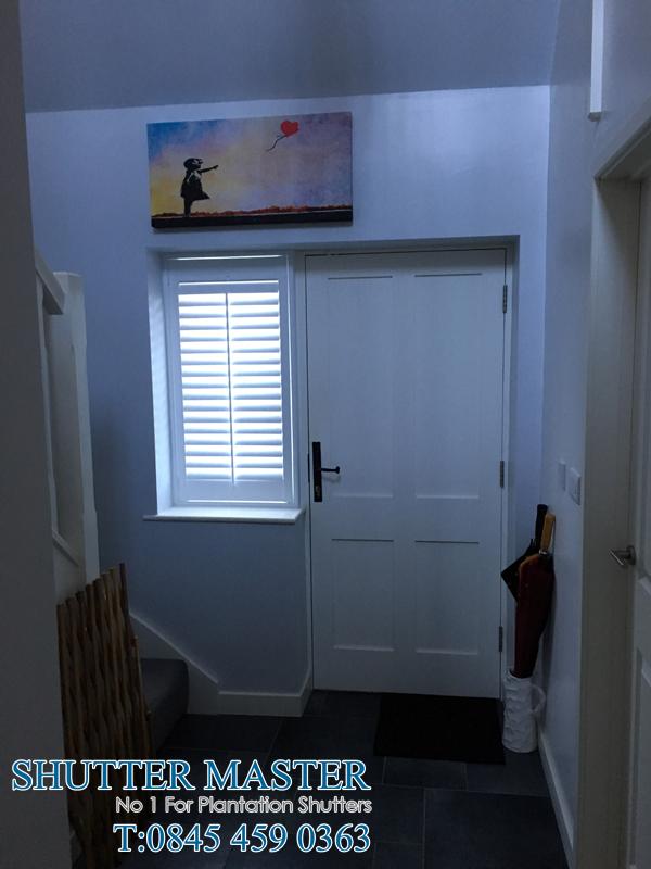 front door shutter