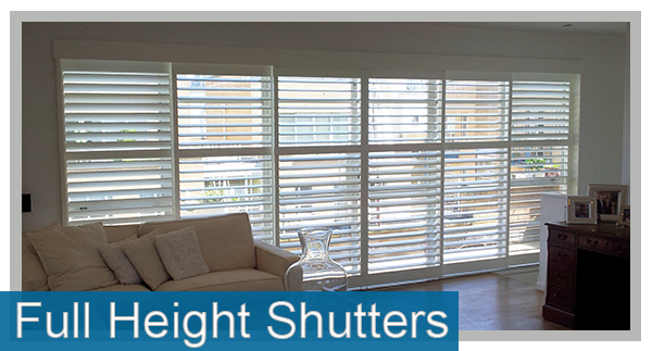 Full Jeight Window Shutters