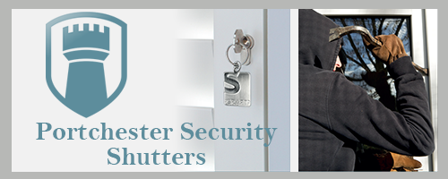Aluminium Security Shutters