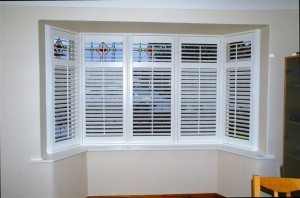 Door shutters by shutter master of london uk - Unfinished wood shutters interior ...